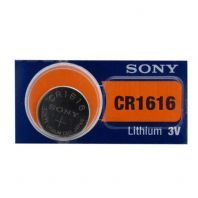 Sony Lithium Watch Batteries / Coin Cells - CR1616
